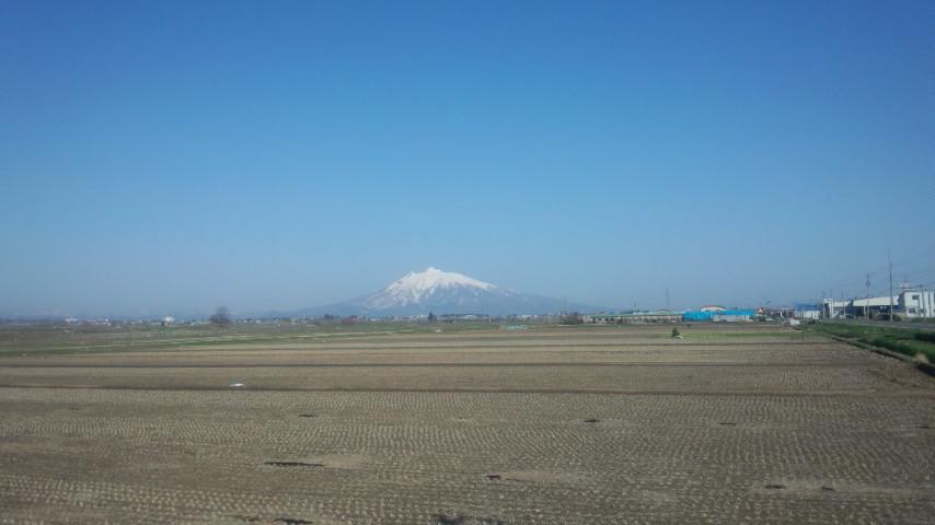 津軽 岩木山